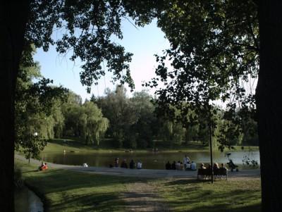 Park Moczydło